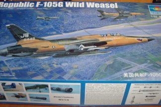 F-105G Thunderchief «Wild Weasel»