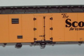 AT&SF 50' Steel Reefer #37299