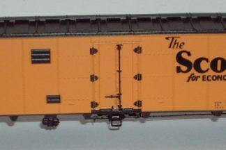 AT&SF 50' Steel Reefer #37299