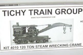 Baukran (Steam Wrecking Crane)