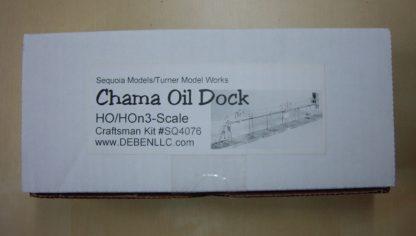 Chama Oil Dock