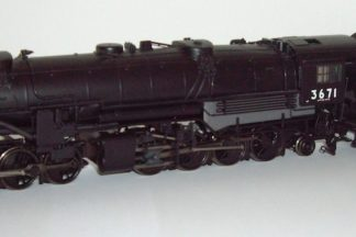 Union Pacific 2-8-8-2 #3671